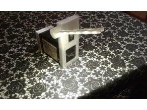 Desktop Accu Led Lamp 12V battery
