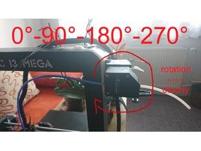 Anycubic i3 Mega BMG / original extruder side mount
