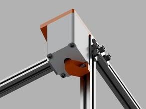 ANT PCB Maker Stepper Motor Bottom Clamps