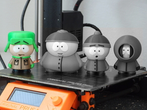 South Park Crew - Kyle (multi-material)