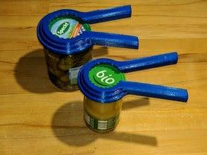 Screw-top opener