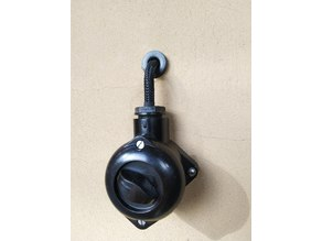 Industrial Style Wire Grommet