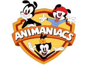 Animaniacs Warner Brothers (and Warner Sister)