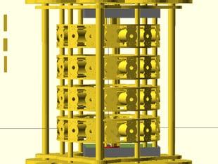 "Generator Skeleton Alpha Release ""NewYork"" - Public Domain - OpenSource/Hardware"
