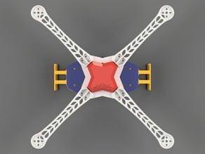 Mosquito V1 - Quadcopter 450 frame