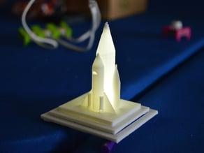 LED Rocket Nightlight