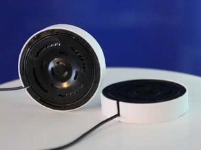 Tork GPro speaker housing