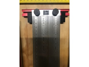 Incra Precision T-Ruler holder