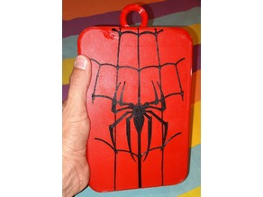 Logo Spiderman Chemobox v5 500 ml