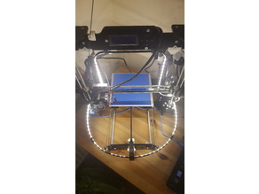 LED Mount Kit For Tronxy P802MA/Anet