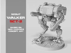 SCT-2 (Scout Walker Mech)