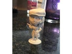 Piper mini figure