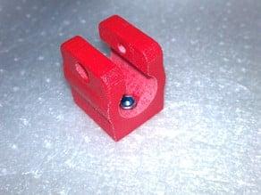 Mendel LME8UU Y carriage clamps