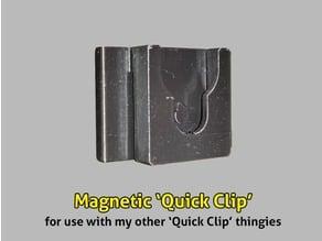 Magnetic Quick Clip