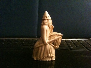 Lewis Chessmen - Knight