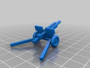US 105mm howitzer