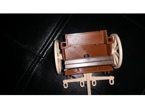 Playmobil 1988 cannon limber body.