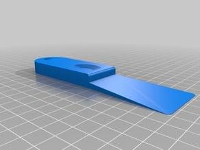 Print Bed Scraper