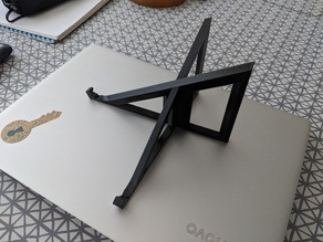 "Butterfly laptop stand for 14"" Lenovo Ideapad 720s"