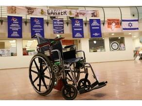Electric Wheelchair Kit (FRC Team 1577)