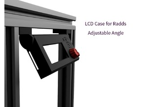 LCD Case for Radds display