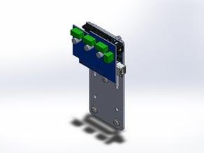 Simple Arduino + gShield mount for Shapeoko 2