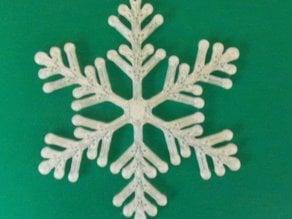 Snow Flake 014
