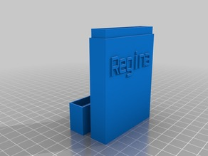 Regina Customized Card Case Customizer