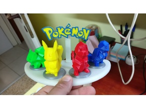 Poly Pokemon Collection