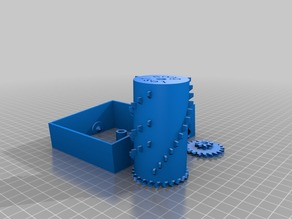 Graeme's Parametric Music Box