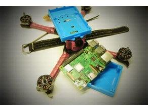 Emax Hawk5 - Raspberry Pi Fin - MEGA PI
