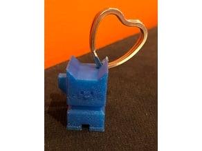 Cali Cat KeyChain Printer Calibration Gift