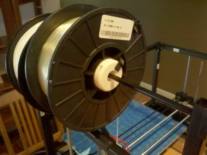 Rigidbot 50mm Filament Spool Holder
