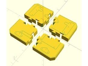 printable cyclone pcb (V2.3) base plate