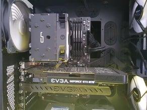 EVGA GPU Graphics Card support / brace