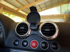 Audi TT support téléphone GPS