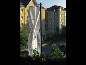 Vertical Wind Turbine VAWT