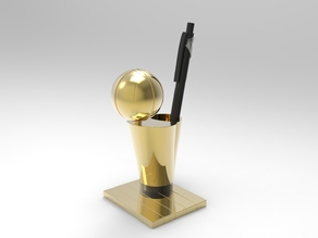 NBA Trophy Pen Holder