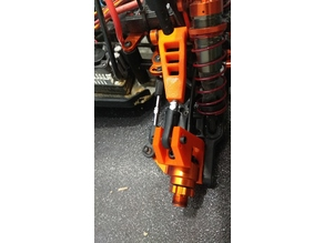 ZD Racing 1/8 Upper Suspension Arms (Symetrical)
