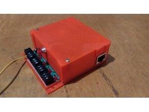 CAN Rail Way Switch Decoder Case