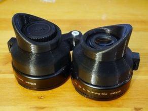 Nikon TC-E2 binocular shell