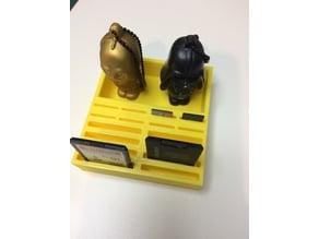 Porte carte SD et micro SD / SD and Micro SD cards Holder