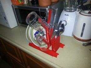 dish dryer rack - modular