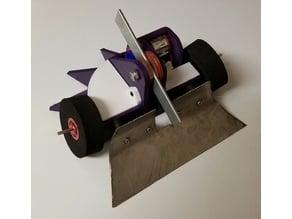Antweight(1lb) Spinner Battlebot