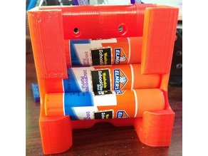 Glue Stick Holder