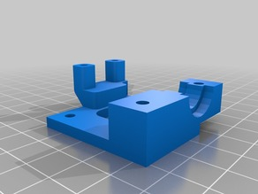 Da Vinci 1.0 E3Dv6 mod with Filament Sensor