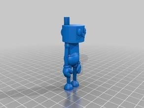 Cuphead Cuppet Model