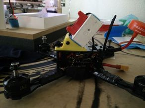 Realacc X210 (Lumenier QAV-X) Actioncam mount