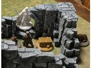 Fantasy Wargame Terrain - Clue Marker Objectives