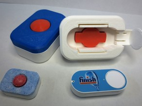 Finish Dishwasher Detergent Dash Button Armor